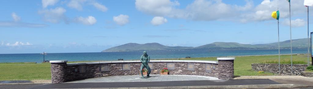 Mick O'Dwyer Statue
