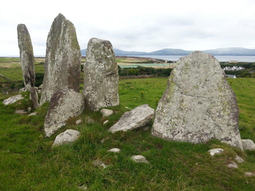 Eightercua Stone Circle