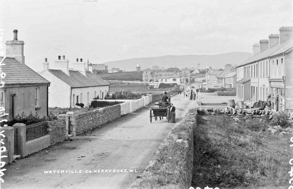 Our house Waterville circa 1890